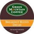 14029 K Cup Green Mountain - Breakfast Blend Decaf 24ct.